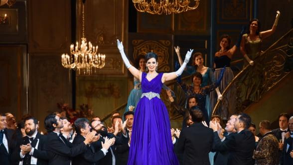La Traviata, in luna iunie, pe scena Operei Nationale Bucuresti