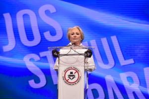 La presiunile lui Dragnea, Dancila sesizeaza CCR cu privire la completele de 5 judecatori
