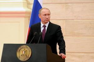 La un an de la anexarea Crimeii, Putin semneaza un acord de integrare cu Osetia de Sud