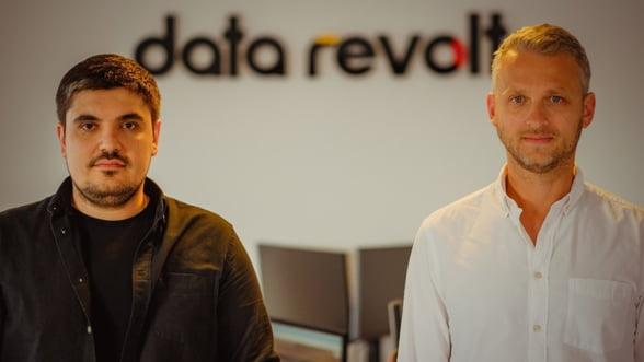 La un an de la infiintare, Data Revolt are peste 50 de clienti in portofoliu si o cifra de afaceri de 450.000 de euro