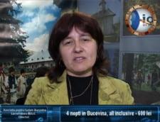 Lacramioara Beilic, director Asociatia pentru Turism Bucovina