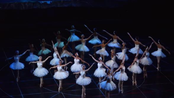 Lacul Lebedelor, cel mai vizionat balet al tuturor timpurilor, pe scena Operei Nationale Bucuresti