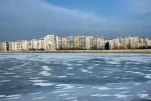 Lacul Morii, amenajat cu 1,43 mil de euro
