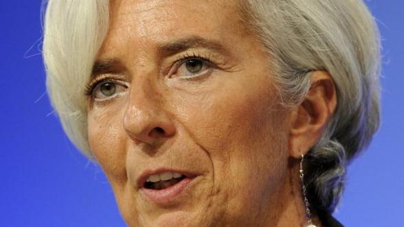 Lagarde: Economia Rusiei va avea de suferit daca criza din Ucraina continua