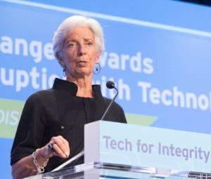 Lagarde (FMI): SUA si China ar putea declansa un razboi comercial cu consecinte importante asupra economiei mondiale