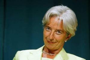 Lagarde va lua un salariu mai mare decat Strauss-Kahn