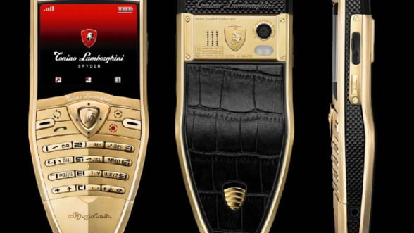 Lamborghini intra in forta pe piata... smartphone si de tablete