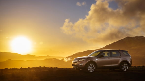 Land Rover Discovery Sport a ajuns in Romania. Iti place?