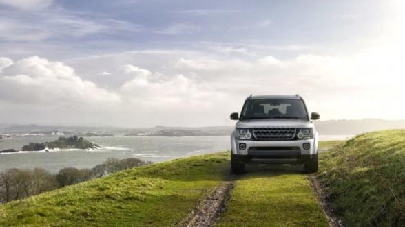 Land Rover Discovery XXV: Porneste pe drumul tau!