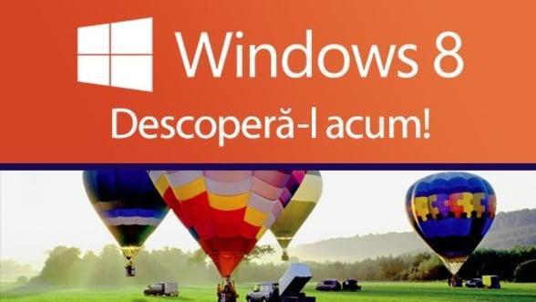 Lansare Windows 8: Vesti proaste pentru Microsoft