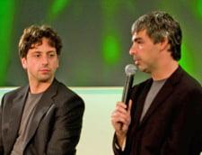 Larry Page & Sergey Brin, Google