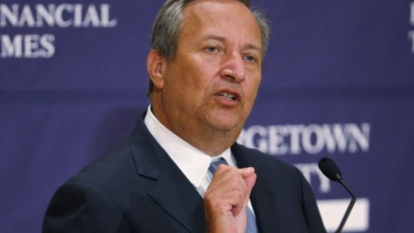 Larry Summers si-a retras candidatura la conducerea Rezervei Federale SUA
