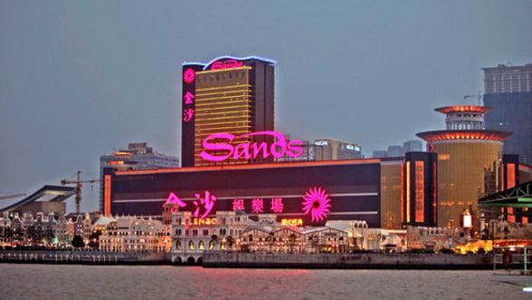 Las Vegas Sands a renuntat la constructia unei mega-statiuni in Spania, de peste 30 miliarde dolari
