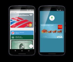 Lasa-ti portofelul acasa: Faci cumparaturi si platesti cu telefonul Android