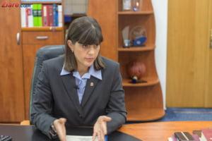Laura Codruta Kovesi, despre Dragnea - Tel Drum. A mai existat un dosar la DNA?