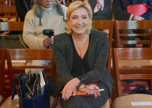 Le Pen promite suspendarea Schengen daca ajunge presedintele Frantei