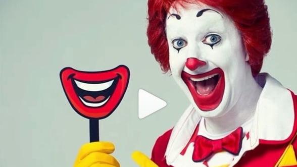 Lectie de branding: De ce a esuat Ronald McDonald pe Twitter