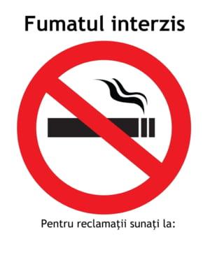 Legea antifumat intra in cateva ore in vigoare: Unde se poate fuma si unde nu. Ce poti pati daca o incalci