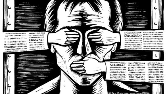 Legea cenzurii online a intrat in vigoare in Rusia! Vezi raspunsul Anonymous