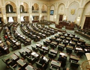 Legea pensiilor nu a fost votata de Senat