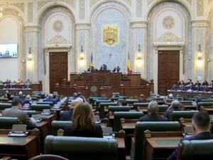 Legea salarizarii trece cu brio de Comisia Juridica din Senat. PNL: E o avizare in orb