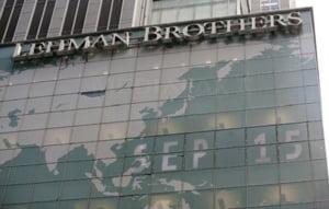 Lehman Brothers: 2 mld de dolari din vanzarea a doua banci