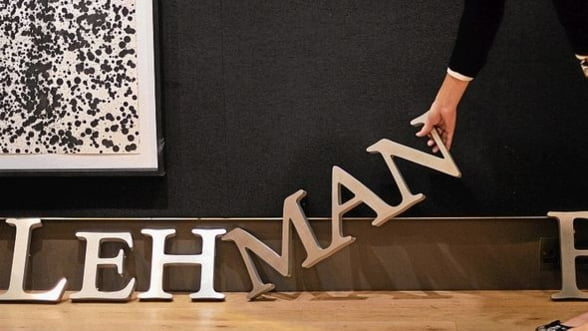 Lehman Brothers a ajuns cu falimentele si in Romania