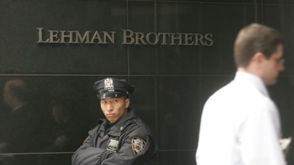 Lehman Brothers incheie socotelile si cu Romania