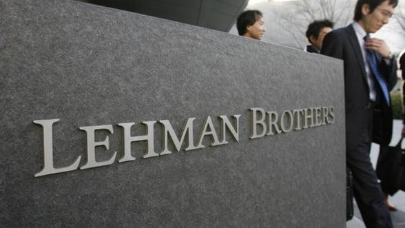 Lehman Brothers vrea sa isi plateasca datoriile in rate