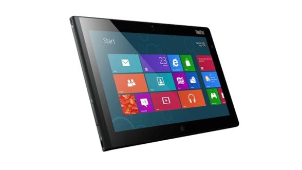 Lenovo lanseaza prima tableta cu Windows 8