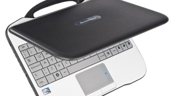 Lenovo se lauda cu noul laptop Classmate+PC