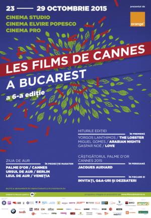Les Films de Cannes a Bucarest: S-au pus in vanzare biletele - vezi programul complet