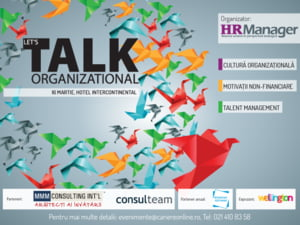 Let's Talk organizational