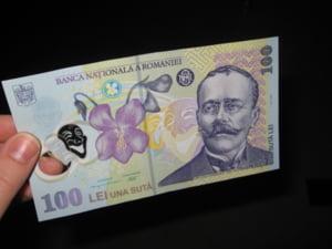 Leul castiga doi bani la cursul BNR, pana la 3,6284 lei/euro, pe o piata linistita