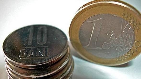 Leul continua aprecierea in fata principalelor valute