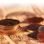 Leul inchide sedinta in apreciere la 3,5550 lei/euro, pe fondul dobanzilor foarte ridicate