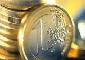 Leul s-a apreciat cu aproape un ban luni dimineata la aproape 3,55 lei/euro
