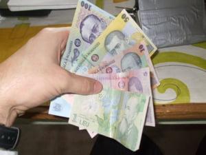 Leul s-a apreciat pana la 3,9250 lei pe euro