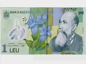 Leul s-a apreciat usor spre 4,23 lei/euro