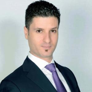Libanezul care le da romanilor de mancare ca la mama (lui) acasa: Merge struna in Bucuresti!