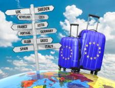 Libera circulatie ramane doar un concept. Europenilor nu le place sa calatoreasca