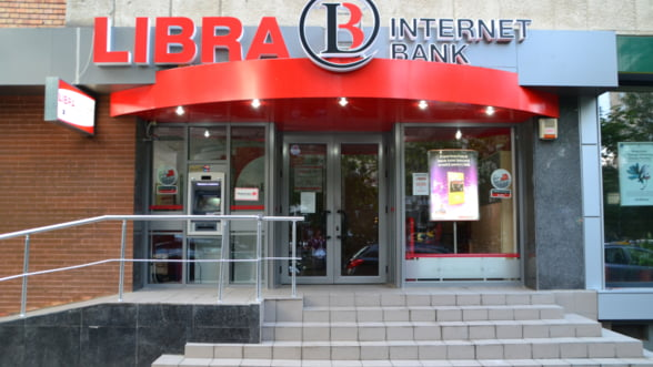 Libra Internet Bank a depasit cota de piata de 1% si a obtinut profit de aproape 24 milioane lei in primele sase luni