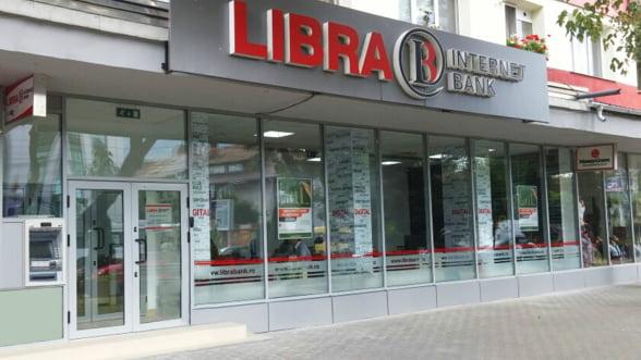 Libra Internet Bank raporteaza un profit de 91 milioane de lei, dupa 9 luni, in crestere cu 21% fata de aceeasi perioada a anului trecut