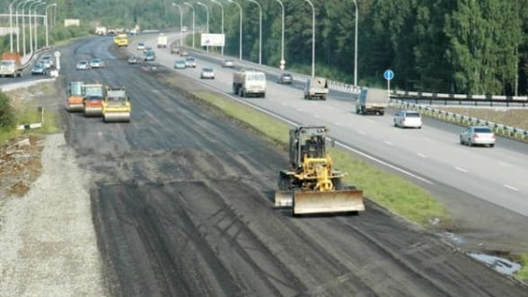 Licitatia pentru autostrada Ploiesti-Focsani se ridica la 1,1 mld. euro