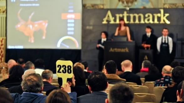 Licitatie Artmark: 716.000 de euro pentru picturi semnate de Tonitza sau Luchian