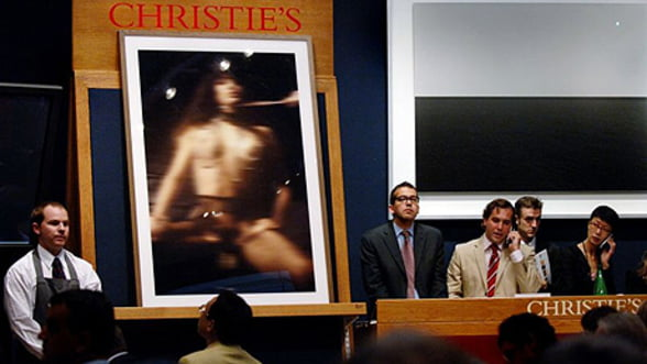 Licitatiile casei Christie's in 2011: 5,7 miliarde de dolari. Vezi ce s-a vandut