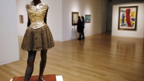 Licitatiile de arta au scazut in ultimii doi ani