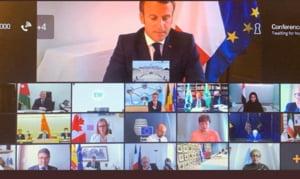 Liderii europeni discuta astazi despre pasaportul de vaccinare. Sefii de stat sau de guvern au o reuniune importanta in sistem de videoconferinta