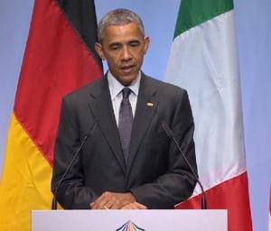 Liderii lumii, cu ochii pe FIFA: Ce spune Obama despre scandalul urias de coruptie