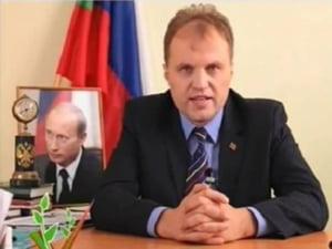 Liderul de la Tiraspol: Cea mai buna solutie e un divort civilizat intre Transnistria si R.Moldova